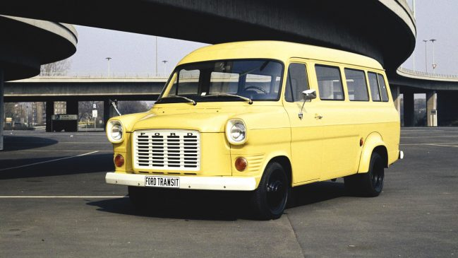 Ford Transit (Форд Транзит) 1965