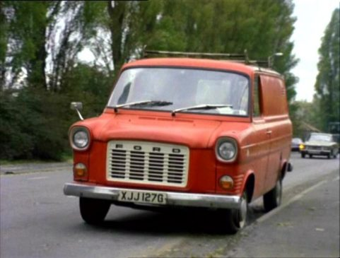 Ford Transit (Форд Транзит) 1975